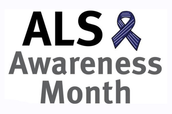 May is ALS awareness month.