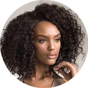 Thick and curly hair can be handled by Pennello Brush